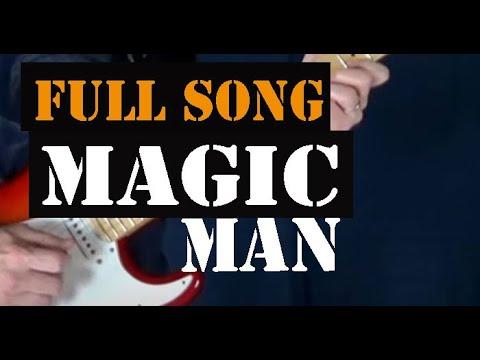 magic man by heart youtube
