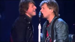 Bon Jovi - That's What the Water Made Me - Tampa (2013)