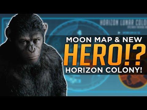 Overwatch: NEW HERO Hints - Horizon Lunar Colony News