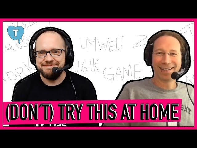 Vorschaubild zur Session 'Try THIS at home!'