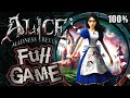 Alice: Madness Returns 100 Full Game Longplay ps3 X360