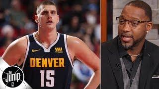 Nikola Jokic should be in the NBA MVP conversation - Tracy McGrady | The Jump
