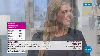 HSN | Colleen Lopez Collection 08.22.2019 - 02 AM