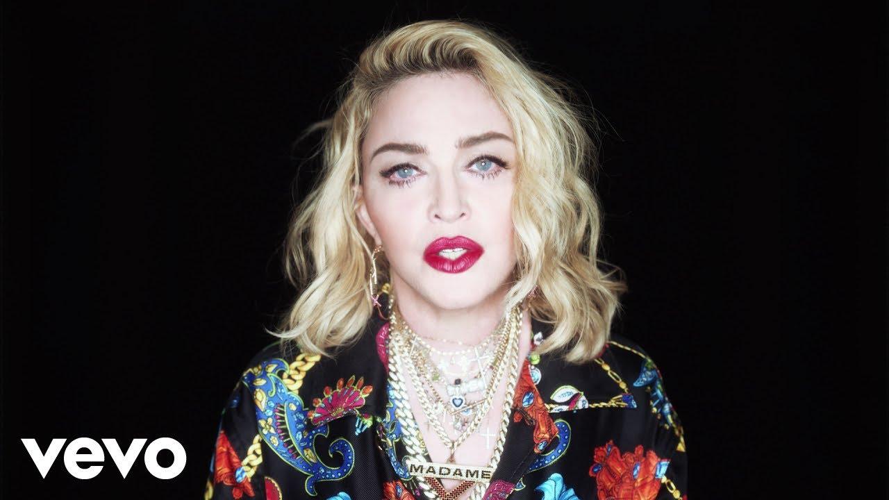 Madonna, Swae Lee — Crave