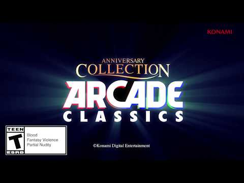 Arcade Classics Anniversary Collection by Konami thumbnail