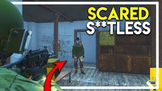 Wolf Attack in New Military Base & Scared Sh**tless PVP! (DayZ Gameplay 2018 #2)