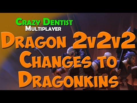 Northgard Dragon clan in 2v2v2 | Changes to Dragonkins