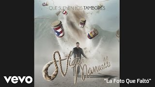 La Foto Que Faltó - Victor Manuelle (Video)