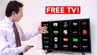 GET FREE TV with this AMAZING ANTENNA HACK!