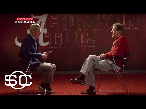 Nick Saban hates nothing more than seeing his players disappointed   SportsCenter   ESPN