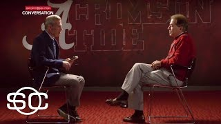 Nick Saban hates nothing more than seeing his players disappointed | SportsCenter | ESPN