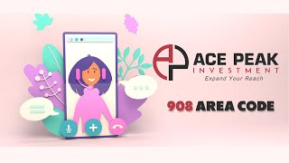 908 area code - Ace peak investment