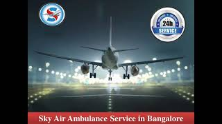 Book Air Ambulance Service in Bhubaneswar at a Genuine Charge