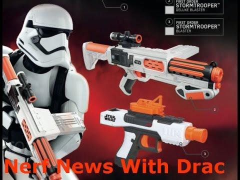 Star Wars The Clone Wars Electronic Blaster – Stormtrooper Blaster