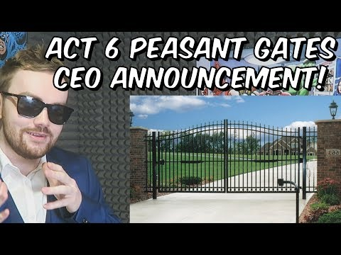 , title : 'Announcing Act 6 Peasant Gates - Kabam CEO 2019 - Marvel Contest of Champions