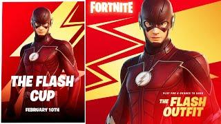 We Won The Flash Skin Early! (Fortnite Flash Cup)