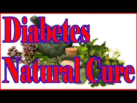 Video Diabetes Natural Cure : How To Get Rid Of Diabetes Permanently