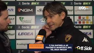 cosenzabenevento-mister-inzaghi-in-mixed-zone