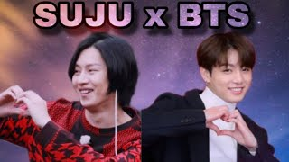 Super Junior & BTS - Moments