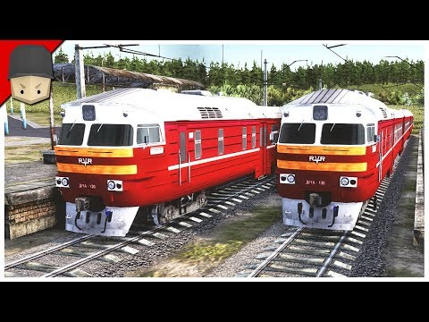 I LIKE TRAINS! – Workers & Resources: Soviet Republic (CITY BUILDER TYCOON GAME)