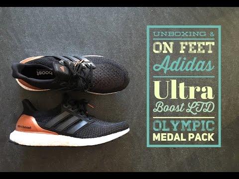 55e969fdd8b Adidas Gold Medal Ultraboost Unboxing   On Feet! Hypebeast Lacing ...