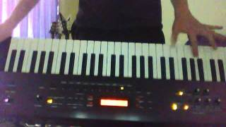 Aces High Keyboard solo- Children of Bodom
