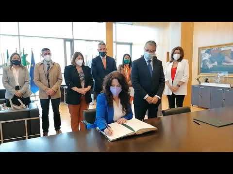 La Diputación adjudica la primera fase del Centro del Autismo y propone a la Junta colaborar en el proyecto