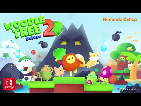 Woodle Tree 2: Deluxe - Nintendo Switch Trailer thumbnail