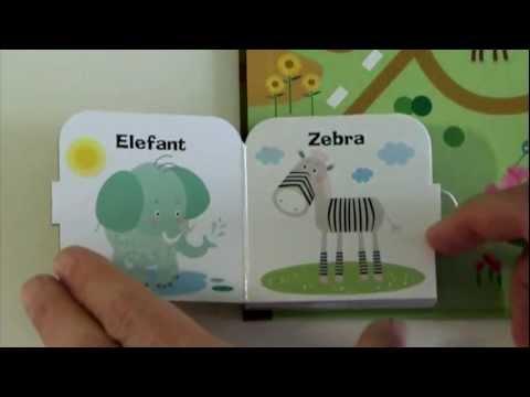 Entdecke den Zoo - Kinderbuch