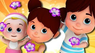 Lavender's Blue Dilly Dilly | Junior Squad | Cartoon Video For Children By Kids Tv