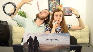 The Elder Scrolls Online | Elsweyr | Эльсвейр | Реакция