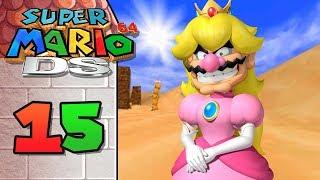 Super Mario 64 DS ITA [Parte 15 - Princess Wario]