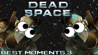 SLEEP PARALYSIS SCREAMING HEAD - Dead Space 2 Best Moments 3