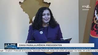 RTK3 Lajmet e orës 12:00 22.10.2021