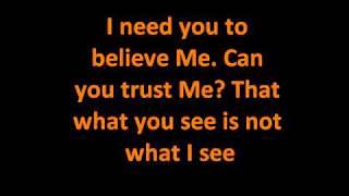 Disciple - Invisible lyrics
