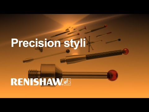 Renishaw Styli For Touch Probes