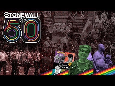 Before Stonewall & A Salute to the Pride Parade | Stonewall @ 50
