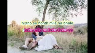 Har Kisi Ko | Janbaaz | Karaoke For Male Only   - YouTube