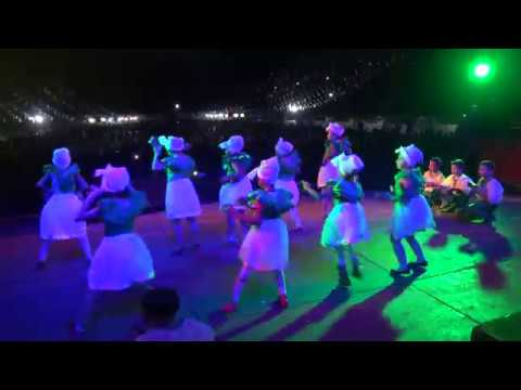 Dança do Coco na Festa junina 2019 de Juquitiba