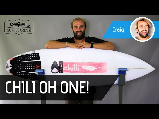 Chilli Oh One Surfboard Review | Compare Surfboards