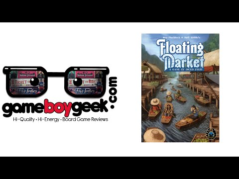 The Game Boy Geek Reviews Floating Market