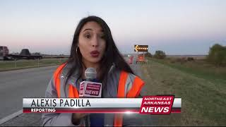 Road Closures on I-55
