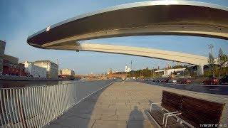 Прогулка по Москворецкой набережной или как я не попал в парк Зарядье