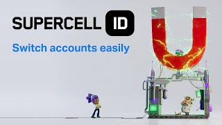Supercell ID: Switch Between Accounts