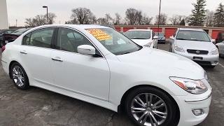 2013 Hyundai Genesis Manassas, Chantilly, Fairfax, Woodbridge, Centreville, VA A16263