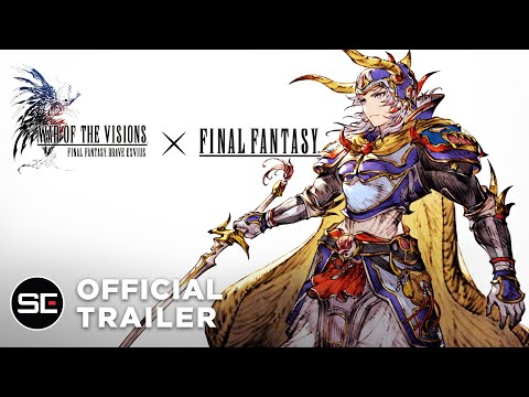 Trailer announcing the collaboration between Final Fantasy Brave Exvius and Final Fantasy
