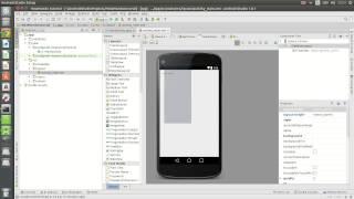 """Conociendo el IDE Android Studio y crear aplicacion """"Hola mundo"""""""
