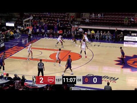 MEMvNAS: Josh Jackson explodes for 30 Points vs Northern Arizona Suns Highlights - 12/6/19