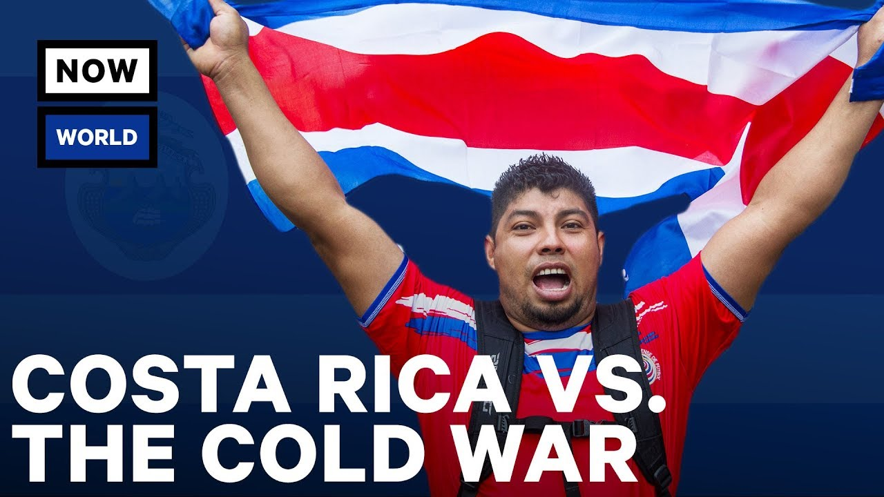 How Costa Rica Avoided Cold War Violence | NowThis World thumbnail