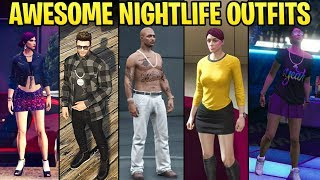 GTA Online 15+ AWESOME Outfits (Nightlife, Sci Fi, Gay Tony & More)